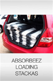 ABSORBEEZ LOADING STACKAS